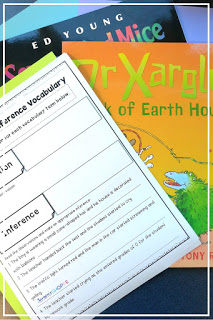 using picture books in science class to increase comprehension