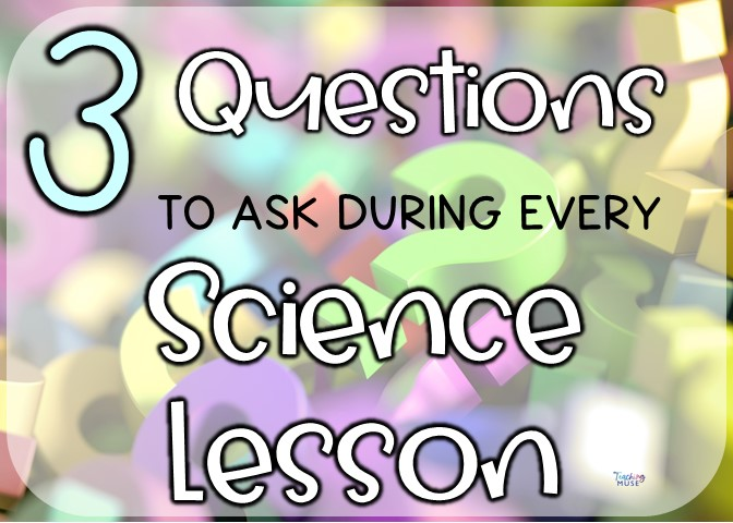good science questions to ask kids
