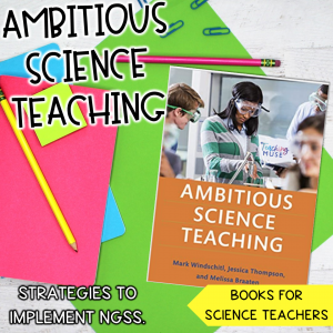 Easily implement NGSS strategies with this great science book
