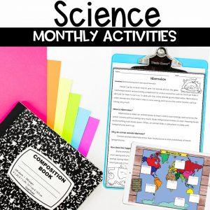 Monthly science bundle