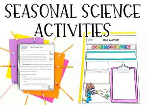 science activities for every holiday